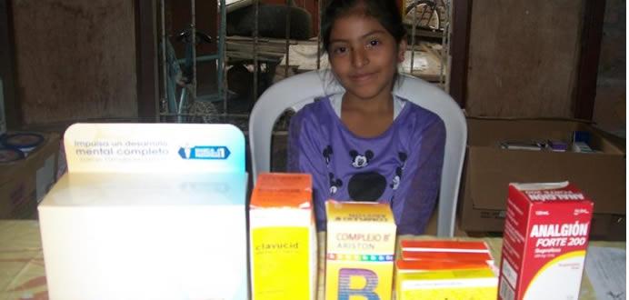 """Fundación Santa Barbara brindó atención médica y regaló medicinas el 26 de Junio en el Sitio """"EL PICHICHE"""""""