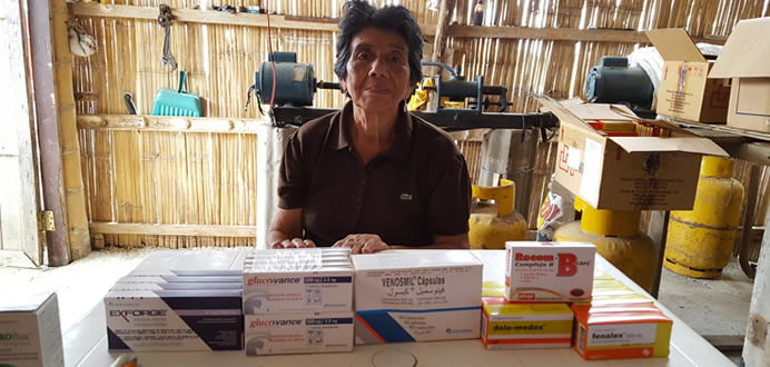 Este 5 de Junio se efectuó una nueva Jornada Médica impulsada por Fundación Santa Bárbara