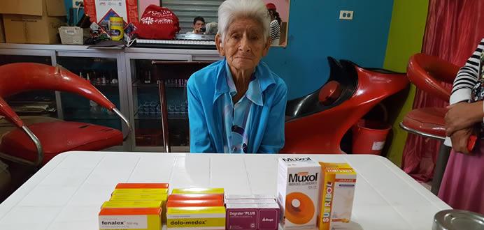 """Jornada Médica del Sábado 6 Agosto realizada en """"El Bajo A fuera"""" del Cantón Montecristi"""